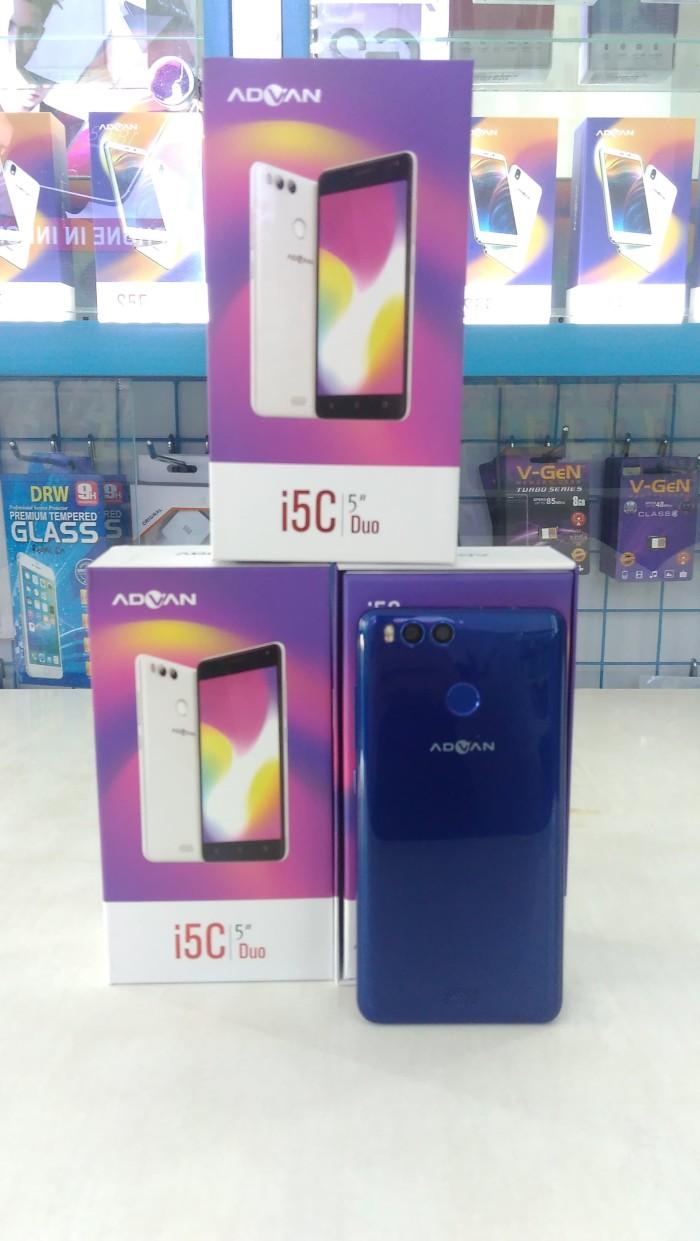 harga Hp advan i5c duo dual rear camera fingerprint ram 2gb garansi resmi Tokopedia.com