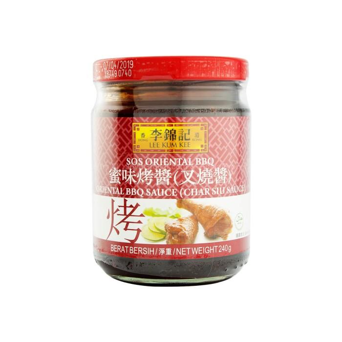 Lee Kum Kee Saus BBQ 240 gr Bumbu Masak