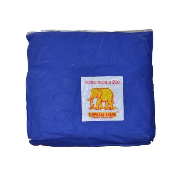 harga Elephant ponco medium 210 / jas hujan poncho dewasa Tokopedia.com