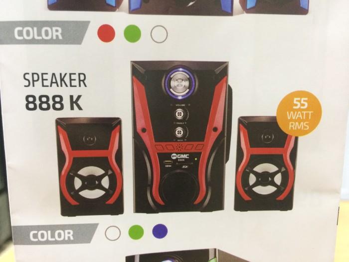 harga Multimedia speaker gmc 888k Tokopedia.com