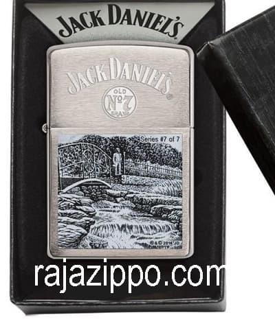 harga Zippo limited edition 29179 jack daniels original usa - stok lengkap Tokopedia.com