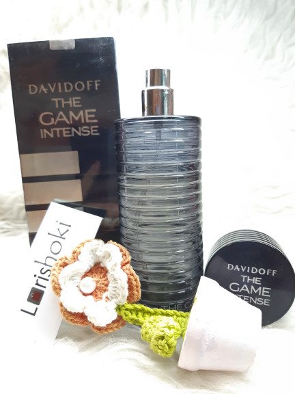 PARFUM BRANDED the game davidoff - parfum kw singapura