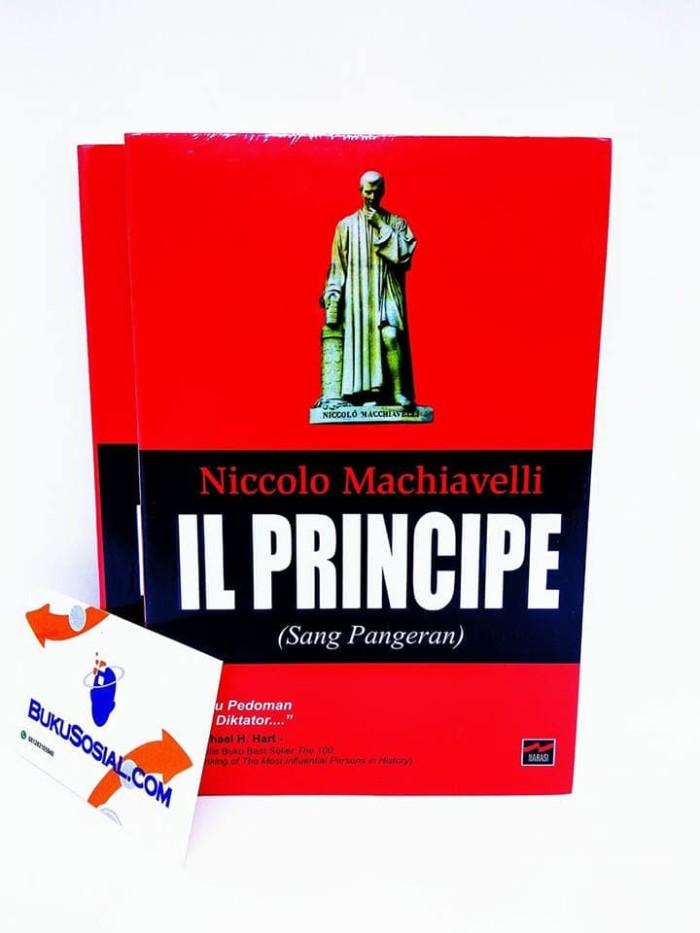 Foto Produk Il Principe-Sang Pangeran (Niccolo Machiavelli) dari Buku Sosial