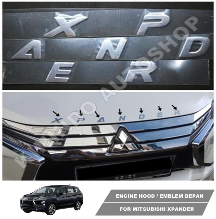 DAD Emblem Berlian Logo Suzuki. Source · Engine hood / emblem xpander rubber chrome for