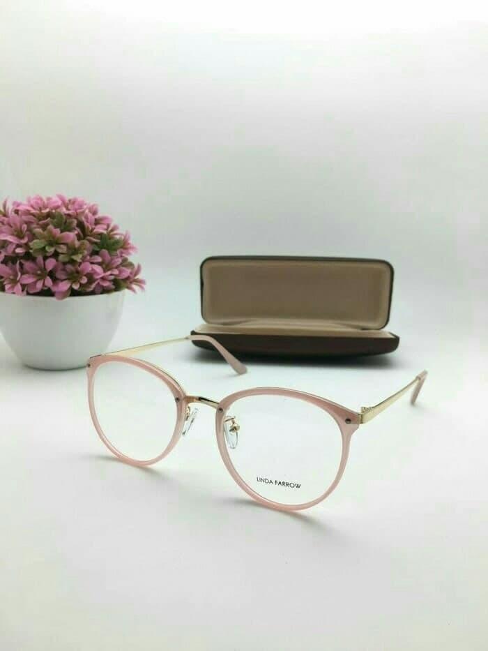 Jual kacamata wanita frame linda farow lf8936 49b01e077c