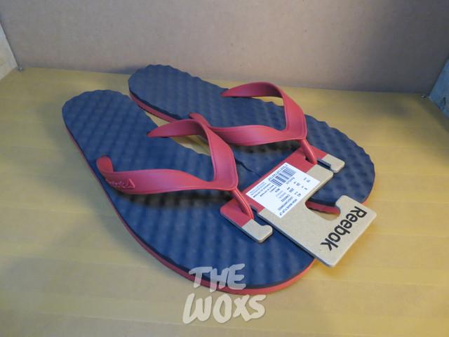 ... harga Sandal jepit original reebok high wave flip lp warna hitam merah  Tokopedia.com 7e1589fff8