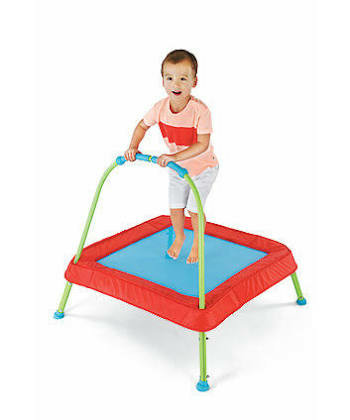 harga New sale elc junior trampoline Tokopedia.com