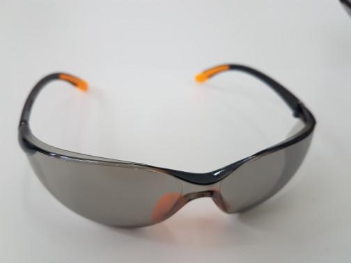 harga Kacamata gaya smoke 738 a-1 king. safety goggles.  kacamata kerja Tokopedia.com