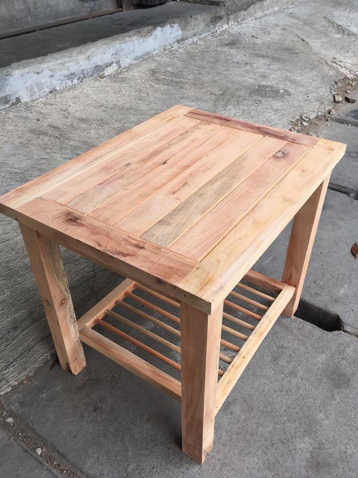 harga Meja kecil | meja tv | meja aquarium | meja kayu | meja kost Tokopedia.com