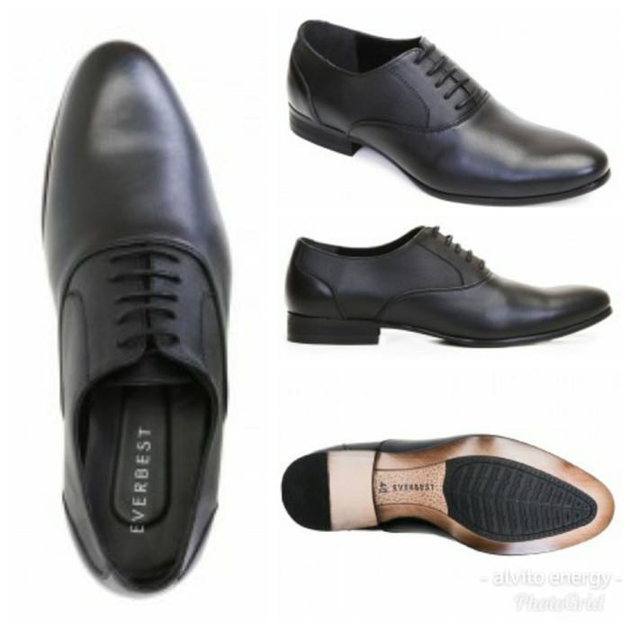 harga Sepatu pantofel everbest ori murah / sale everbest lace up shoes ori Tokopedia.com