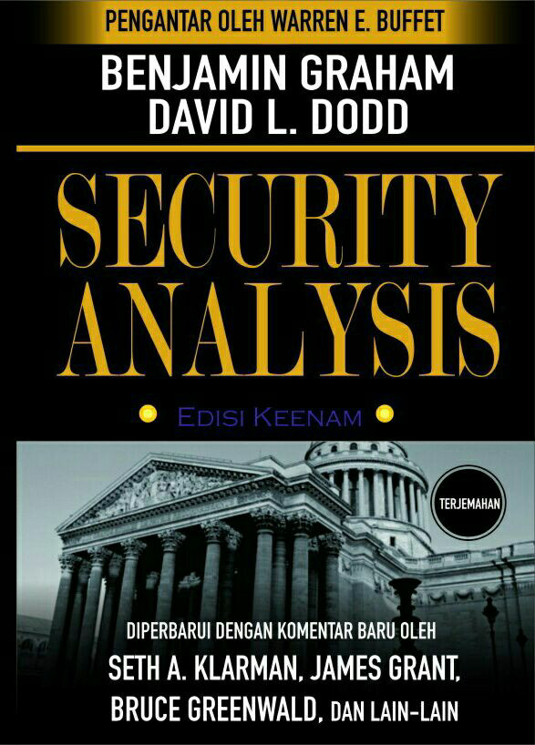 harga Benjamin graham - security analysis - bahasa indonesia - benjam graham Tokopedia.com