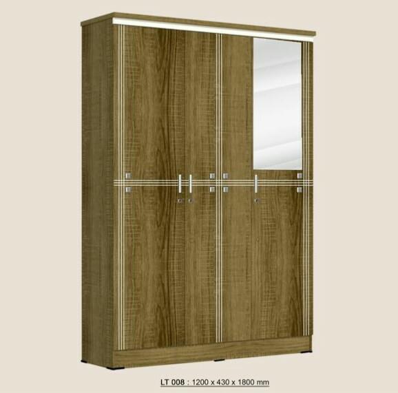 harga Lemari pakaian 3 pintu lt 008 Tokopedia.com