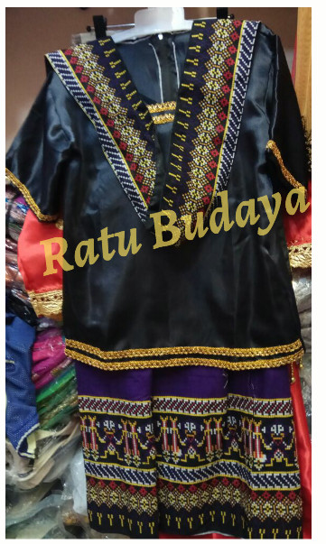 Jual Baju Adat Lombok Anak NTB Jakarta Barat Ratu Budaya