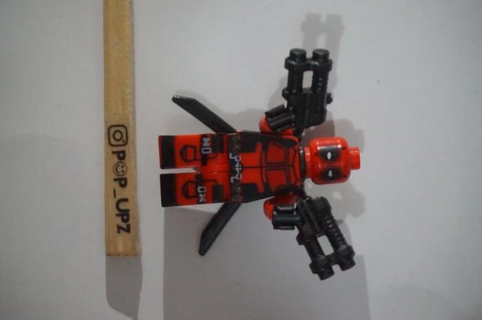 harga Lego deadpool toys mainan minifigure Tokopedia.com