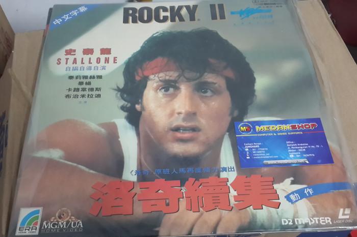 Foto Produk Laser Disc - Rocky II dari MEDANSHOP.net