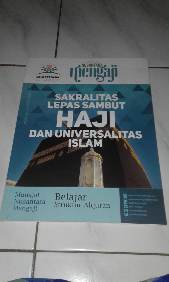 Jual Majalah Kab Tangerang Kumpulan Buku Bekas