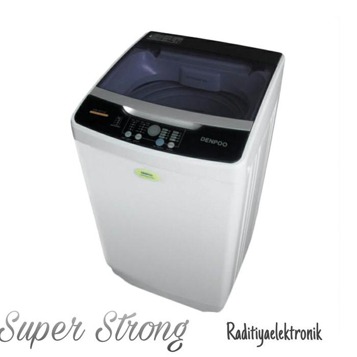 harga Mesin cuci 1 tabung denpoo dwf-093ht kapasitas 6-7kg Tokopedia.com