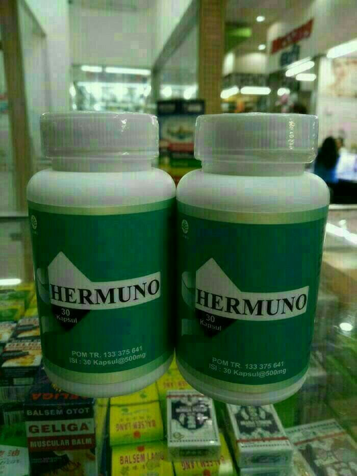 Obat Anti Parasit Herbal Ampuh - Hermuno Original