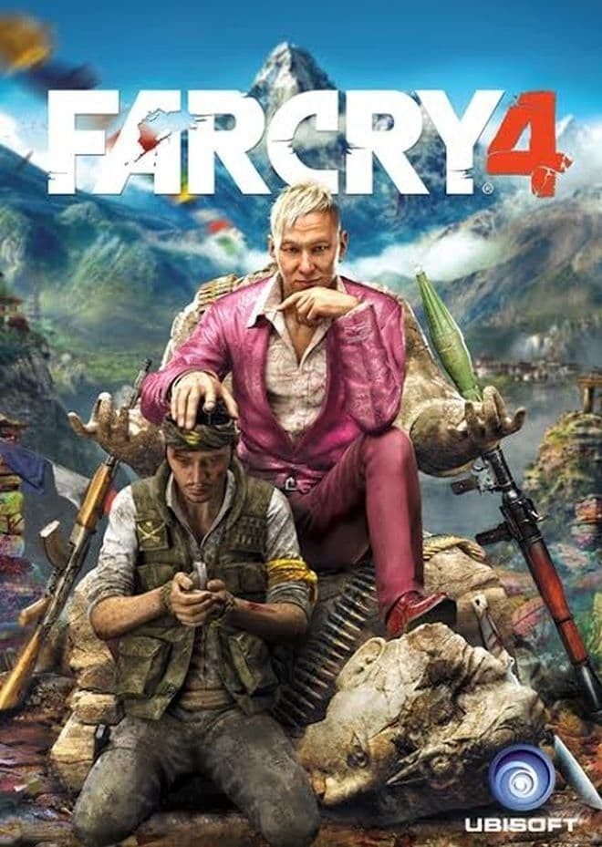 Jual Far Cry 4 Reloaded Update 1 7 0 11 Dlc Crack 8 Dvd Jakarta Selatan Techno Komp Tokopedia