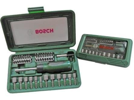 harga Bosch mata obeng x-line 46 pcs screwdriver set / kunci sok Tokopedia.com