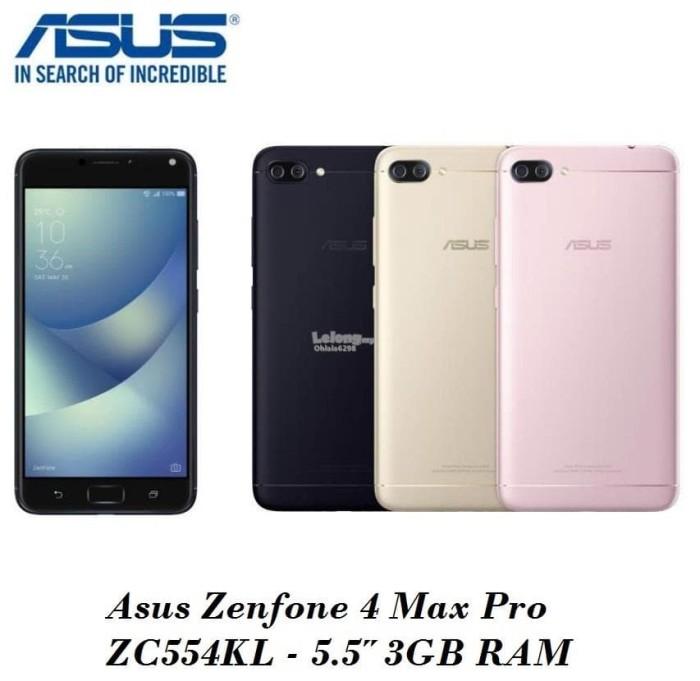 Asus zenfone 4 max pro zc 554kl