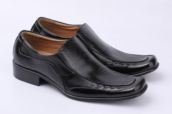 Jual Sepatu Kulit Kerja Pantofel Pria Handmade Bandung Berkualitas ... c9cc29b151