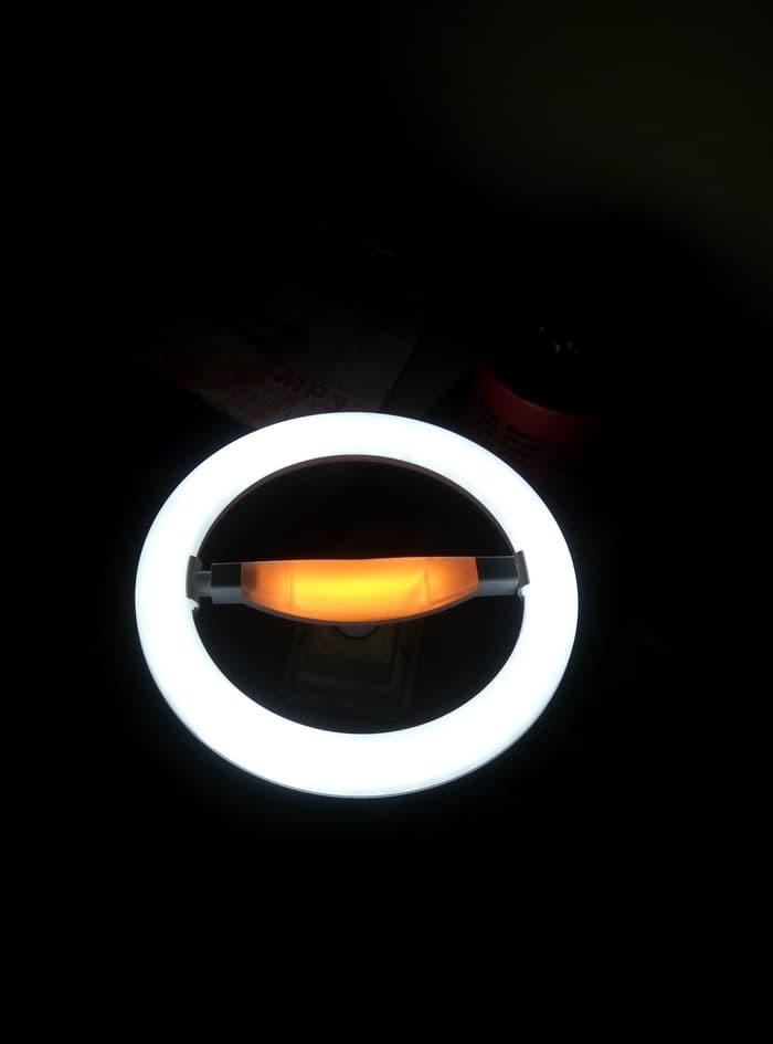 Ringlight led orange 15 watt ring light tl