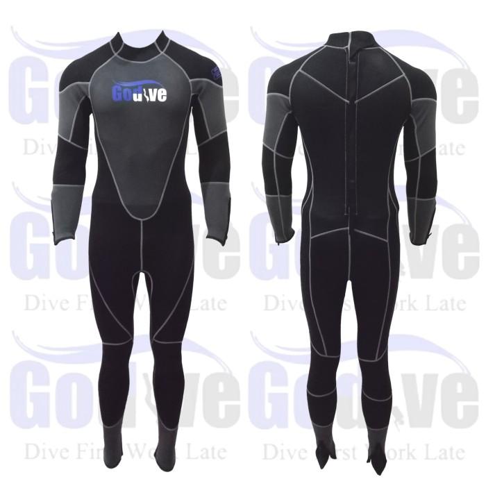 harga New alat selam godive scuba diving 3mm neoprene wetsuit wl-b033 Tokopedia.com
