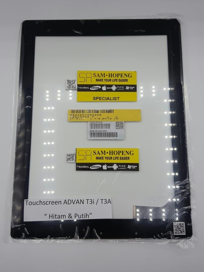 harga Advan t3i / t3a touchscreen / digitizer / kaca lcd Tokopedia.com