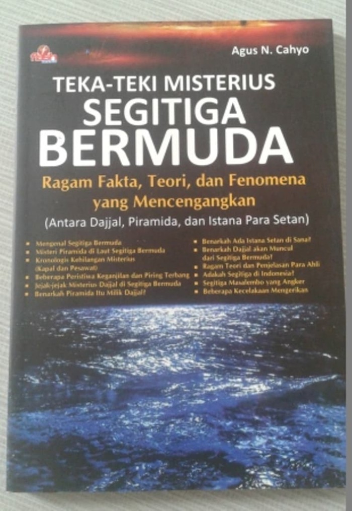 Ebook Tentang Segitiga Bermuda