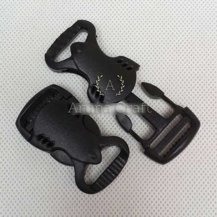harga Kunci sodok tas 2.0 cm plastik buckle acetal per 12 pcs murah Tokopedia.com