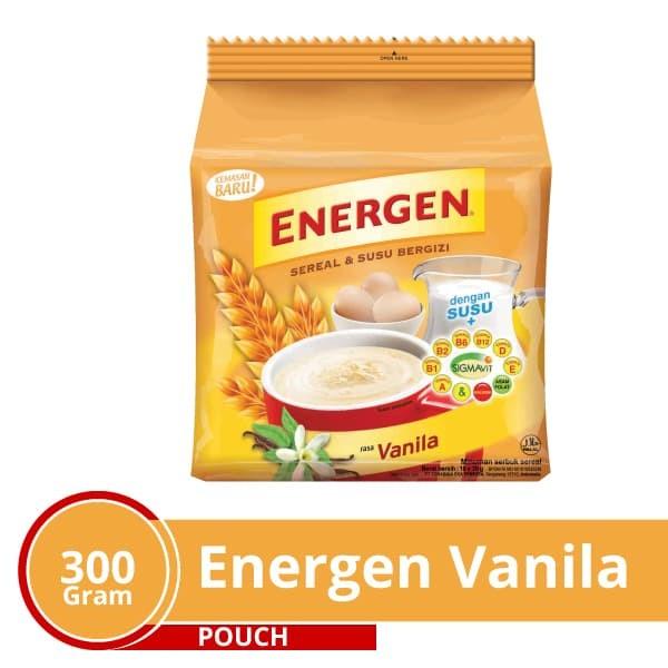 harga Energen vanilla pouch 10 sachet @30 gr Tokopedia.com