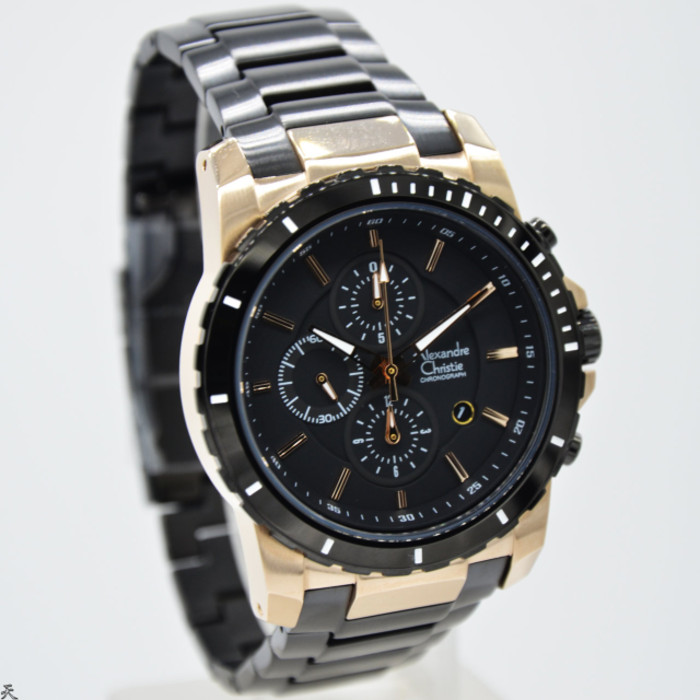 harga Jam tangan pria ac alexandre christie 6141 rg original Tokopedia.com