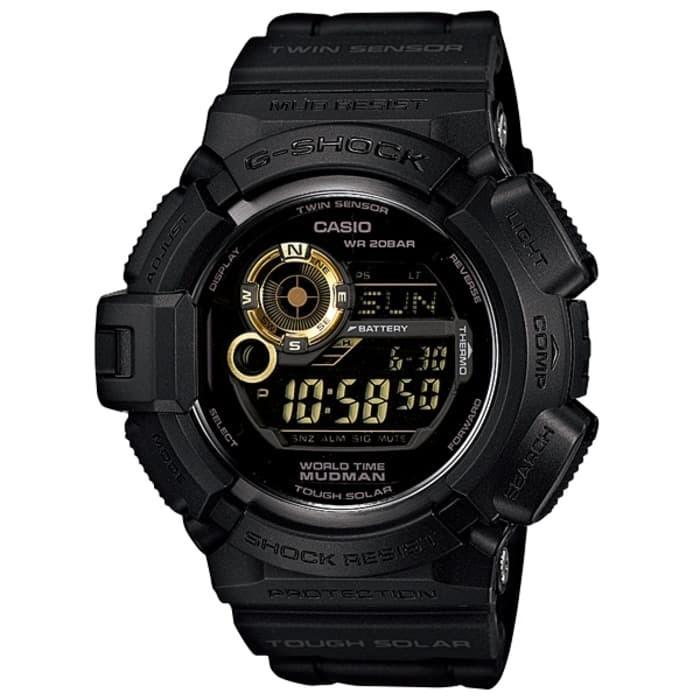harga Casio g-shock mudman g-9300gb-1 / g9300gb Tokopedia.com