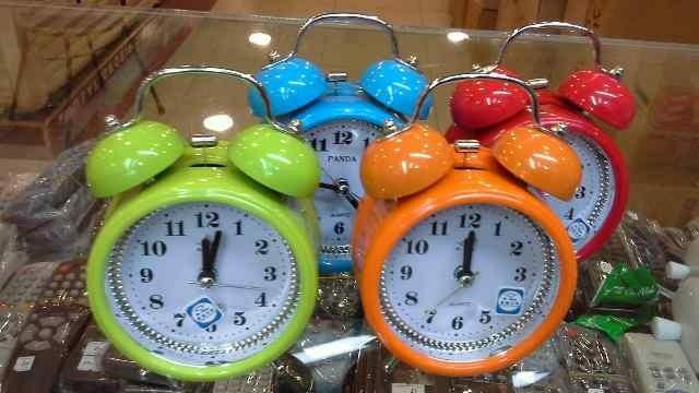 harga Jam weker beker keras nyaring tn0003 Tokopedia.com