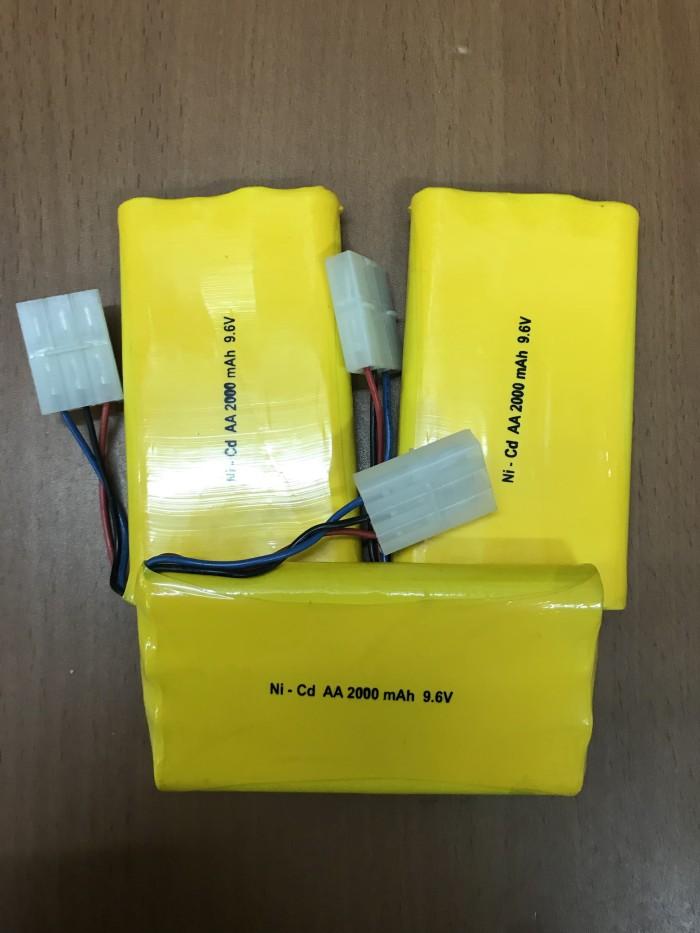 Foto Produk Baterai 8 Soket 3 9,6V 2000 Mah Baterai Rakit 8 Soket 3 9,6V 2000Mah dari nizam Guna Jaya2
