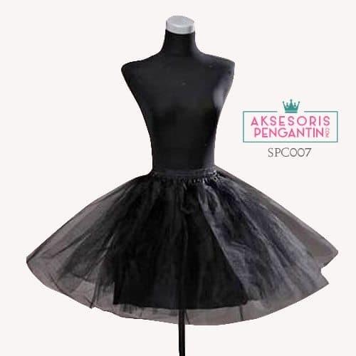 harga Rok tutu pengembang mini dress hitam (3layer) l lenka - spc007 Tokopedia.com