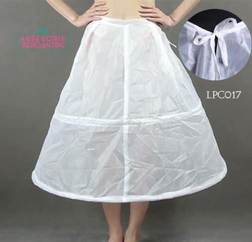 harga Rok petticoat bridal murah l pengembang rok gaun pesta (2ring)-lpc 017 Tokopedia.com