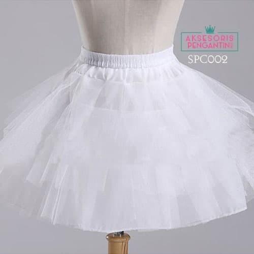 harga Petticoat pengembang rok tutu balet l rok daleman mini dress - spc 002 Tokopedia.com