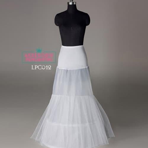 harga Rok pengembang gaun pengantin l petticoat wedding duyung 2ring- lpc012 Tokopedia.com