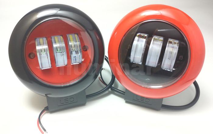 harga Lampu tembak cree cwl foglamp offroad bulat 30 watt rubicon Tokopedia.com