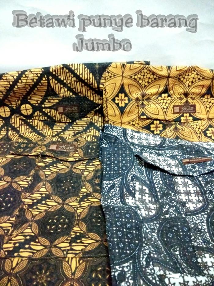 Jual Celana Batik Betawi Celana Boim Size Jumbo Betawi Punye
