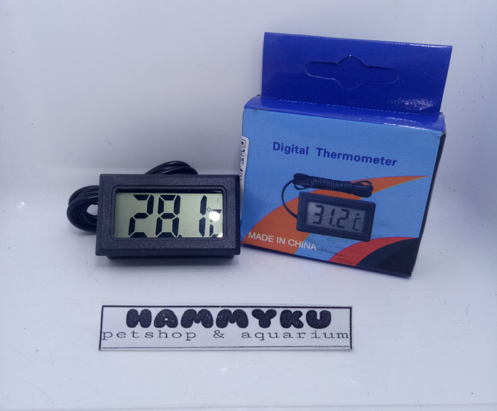 harga Termometer digital aquarium aquascape Tokopedia.com