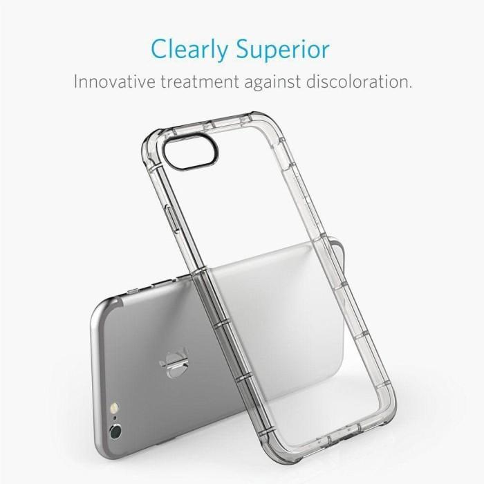 anker toughshell air iphone 7 clear – a7055001
