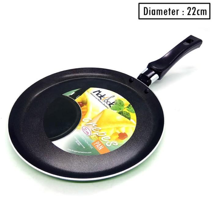 harga Makcook wajan crepes pan 22 cm - hijau Tokopedia.com