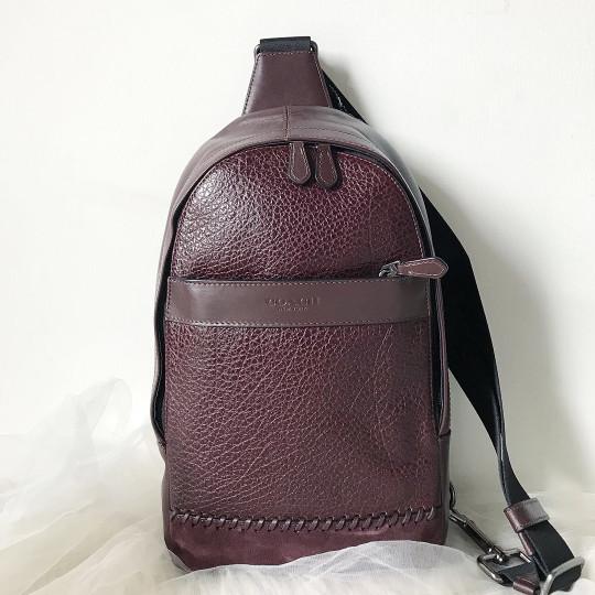 Jual Tas Selempang Cowok Coach Original   Sling Bag Pack Polgan ... d0b2df97eb