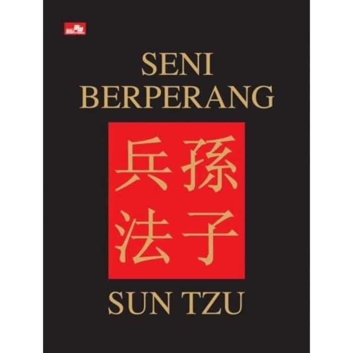 BARU Buku Seni Berperang Sun Tzu - Hard Cover