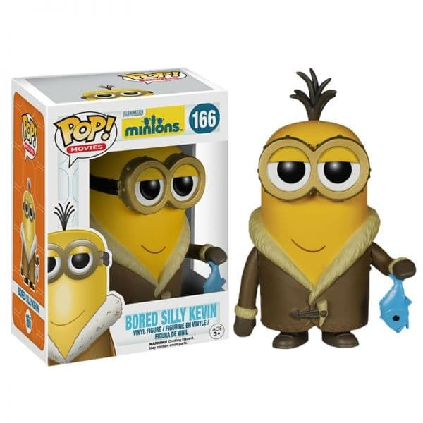 harga Funko pop minions - bored silly kevin Tokopedia.com