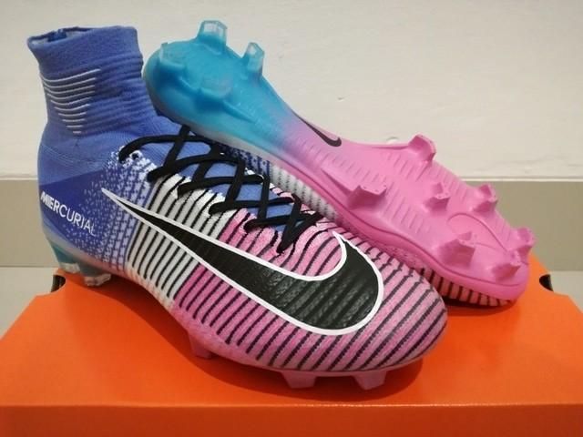 a3f69e9cc296 Jual Sepatu Bola - Soccer Nike Mercurial Superfly V MultiColor - FG ...