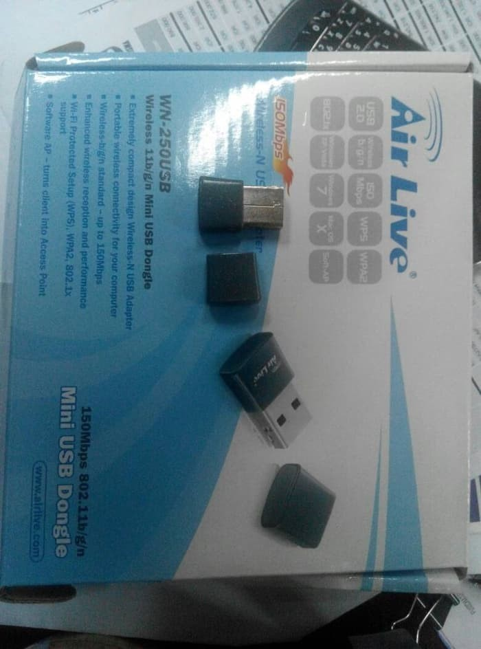 AIRLIVE WN-250 USB DRIVER WINDOWS 7 (2019)